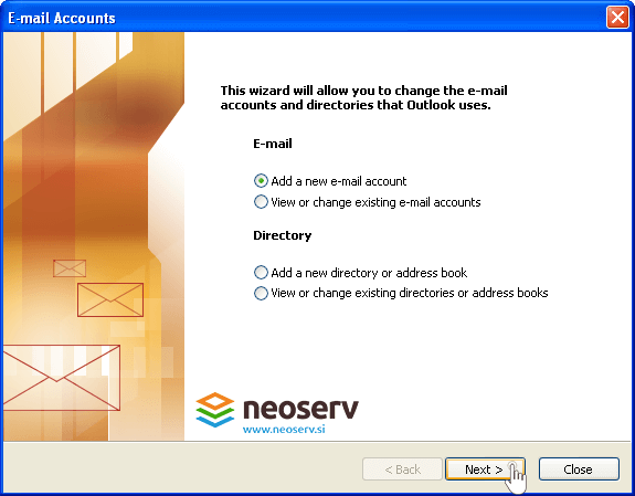 outlook_2003_en_add_account