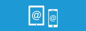Prikazna fotografija kategorije E-pošta na telefonu / tablici
