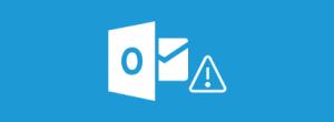 Prikazna fotografija kategorije Outlook napake