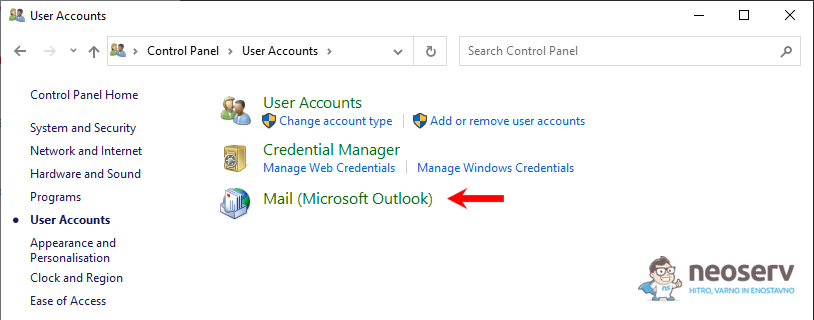 Mail (Microsoft Outlook)